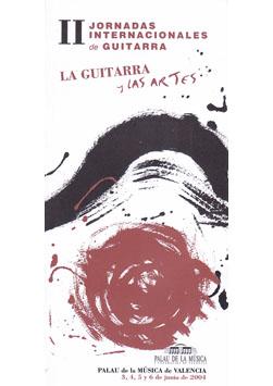 II Jornadas Internacionales de Guitarra de Valencia 2004