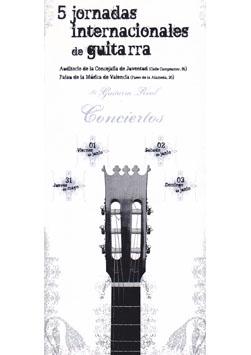V Jornadas de Guitarra 2007