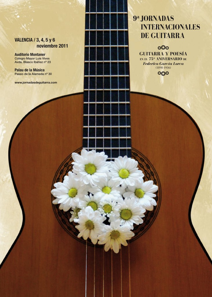 IX Jornadas de Guitarra 2011