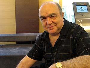 Compositor Lorenzo Palomo
