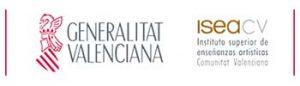 Instituto superior ensenyances artistiques Comunitat Valenciana