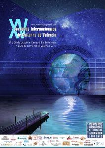 XV Jornadas Internacionales de Guitarra de Valencia 2017