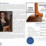 Concierto: Gabrielle Rubio, guitarra (Francia)