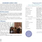 Dúo El Tango: Carles Pons, guitarra y Orlando di Bello, bandoneón