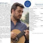 Concierto: Francisco Gil, guitarra (México)