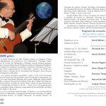 Concierto: Giovanni Grano, guitarra (Italia)