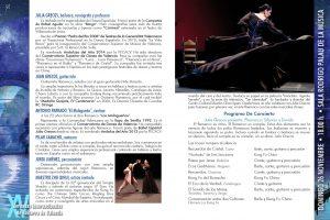 Julia Grecos presenta: Flamenco: Silencio y Sonido