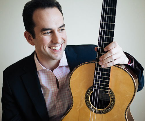 Adam Levin, guitarra