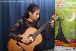 Cécile Rabemananjara, guitarra