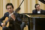 Dúo Cuenca, guitarra y piano