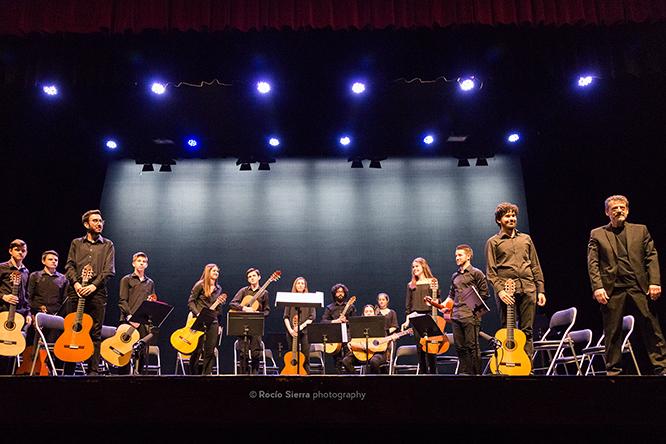Ensemble de Guitarras del Conservatorio Profesional de Música de Valencia