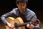 Josué Tacoronte, guitarra