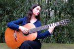 Alexia Knopp, guitarra