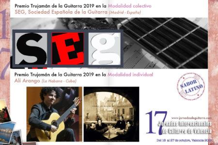Premios Trujamán de la Guitarra 2019