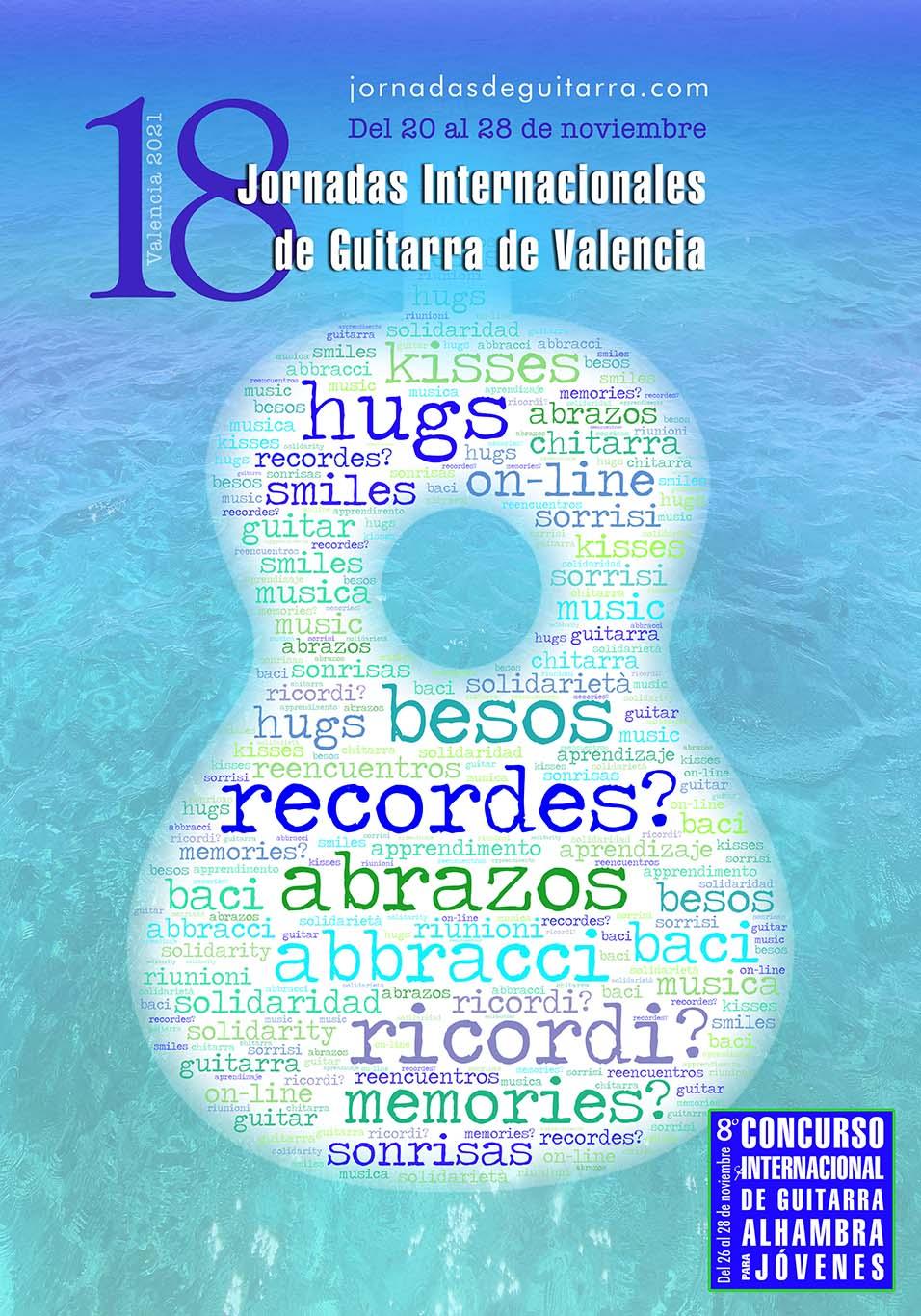 18 Jornadas Internacionales de Guitarra de Valencia