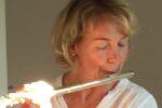 Angela Sondermann, flauta