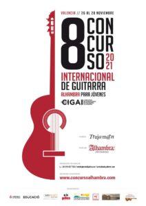 8º Concurso Internacional de Guitarra Alhambra para Jóvenes
